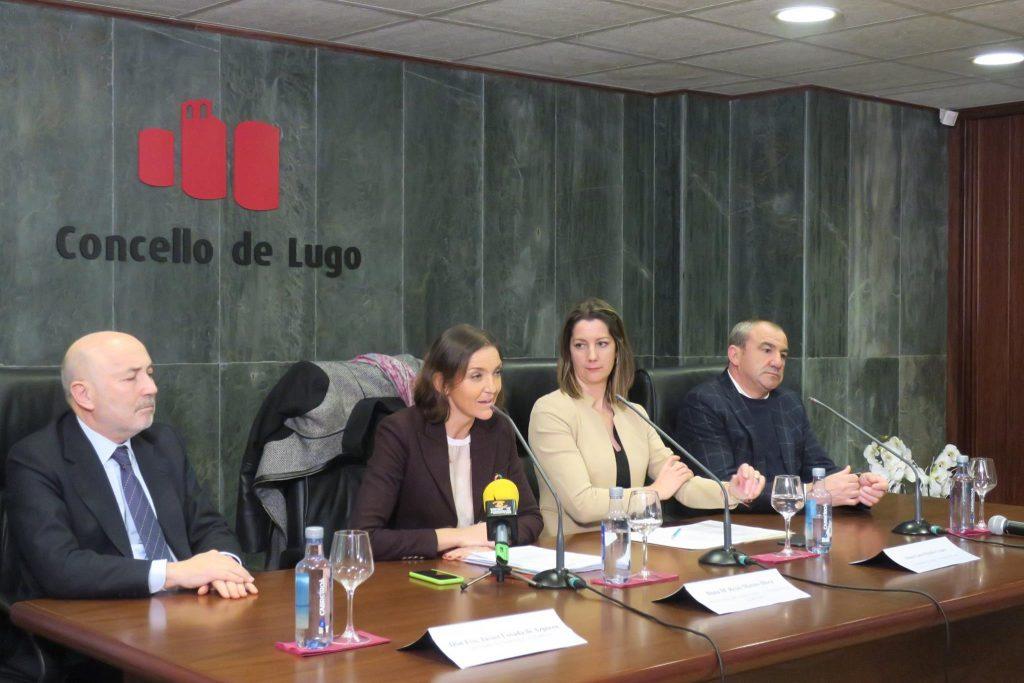 Visita Reyes Maroto